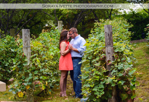 Gaylord Texan Engagement Session - Sarah & Richard -2980