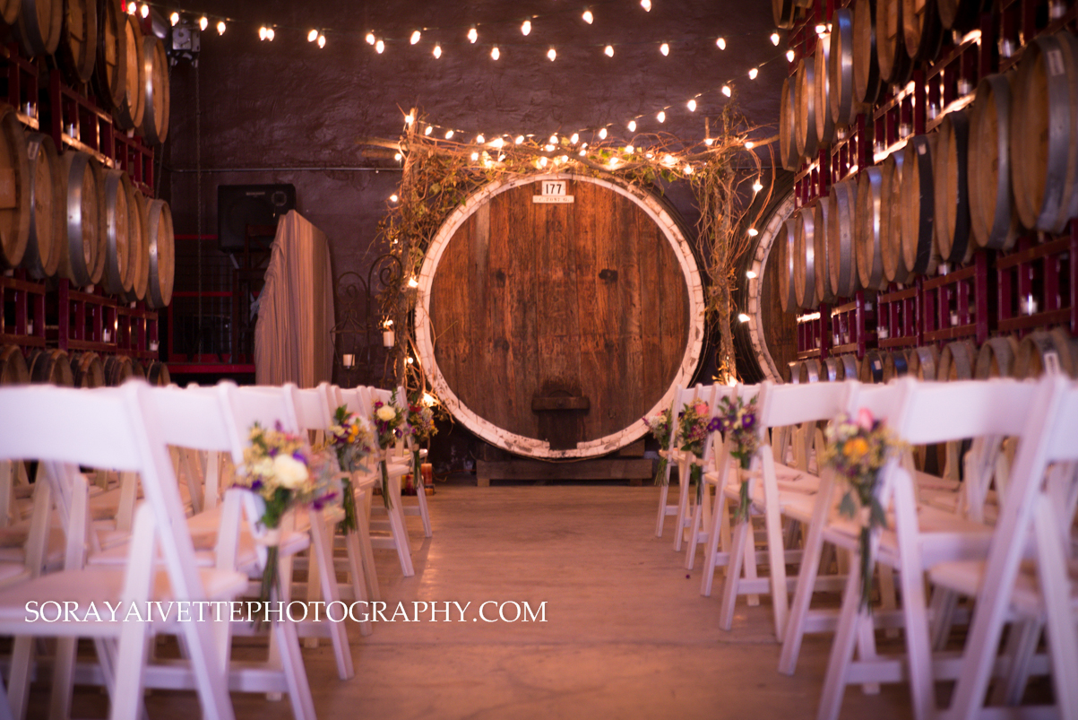 Soraya Ivette Photography Landon Winery Wedding Photographer