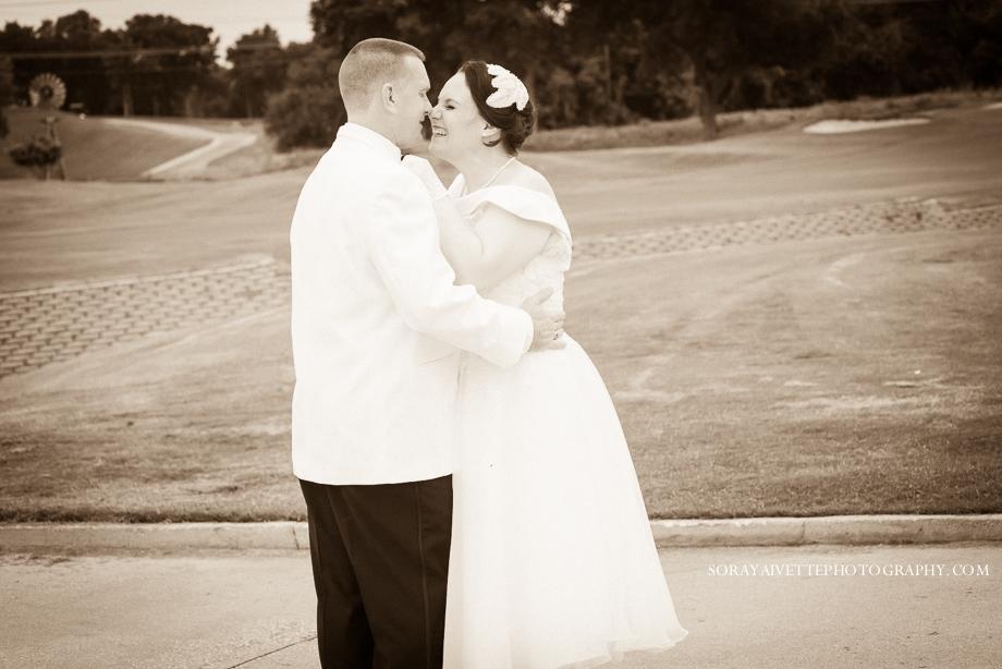 Clint Jenns Vintage Wedding 1302
