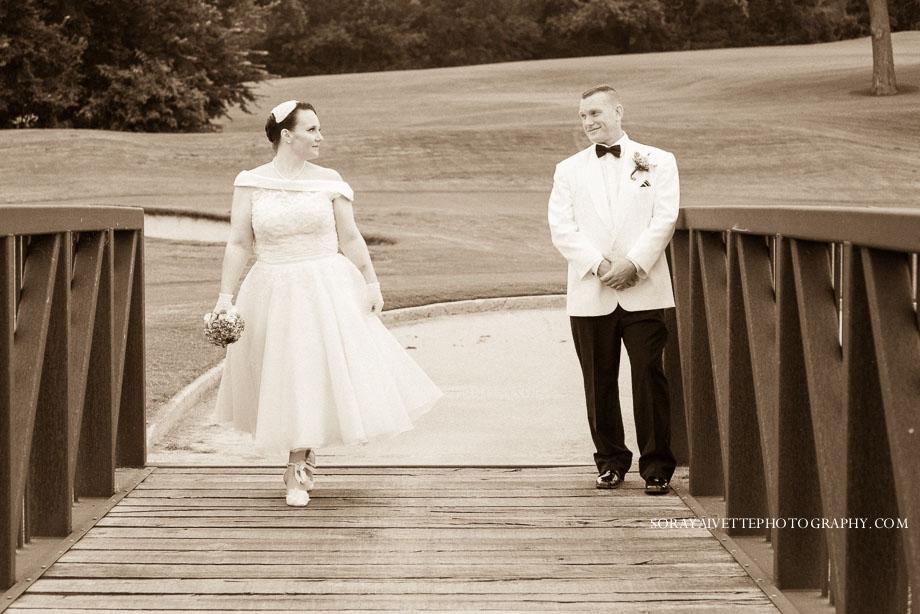 Clint Jenn Vintage Wedding