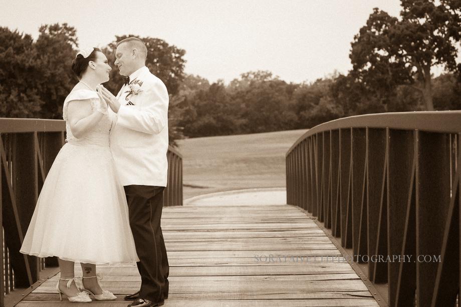 Clint & Jenn's Vintage Wedding-2