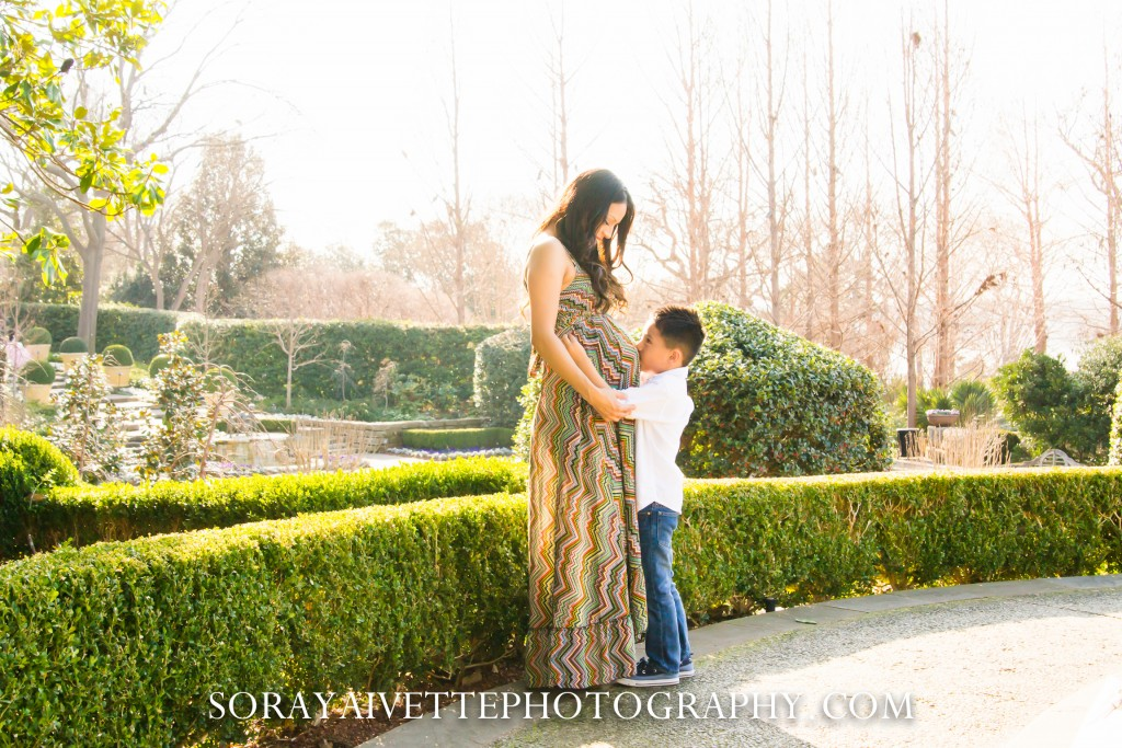 Soraya Ivette Photography Maternity Photographer Dallas Arboretum-0701